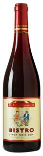 Bistro Wine Pinot Noir 2014 750ml - Case of 12